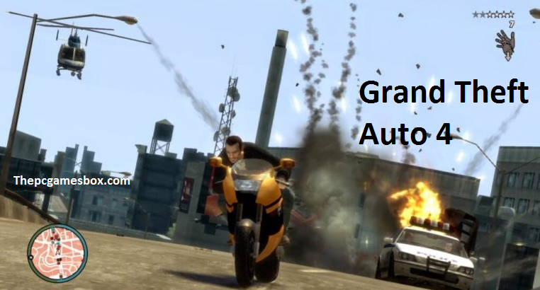 Grand Theft Auto 4 Highly Compressed