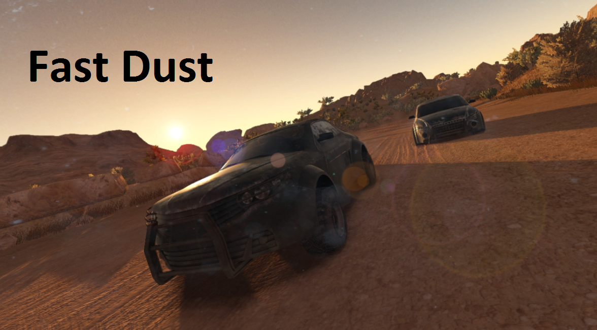 Fast Dust highly Compressed