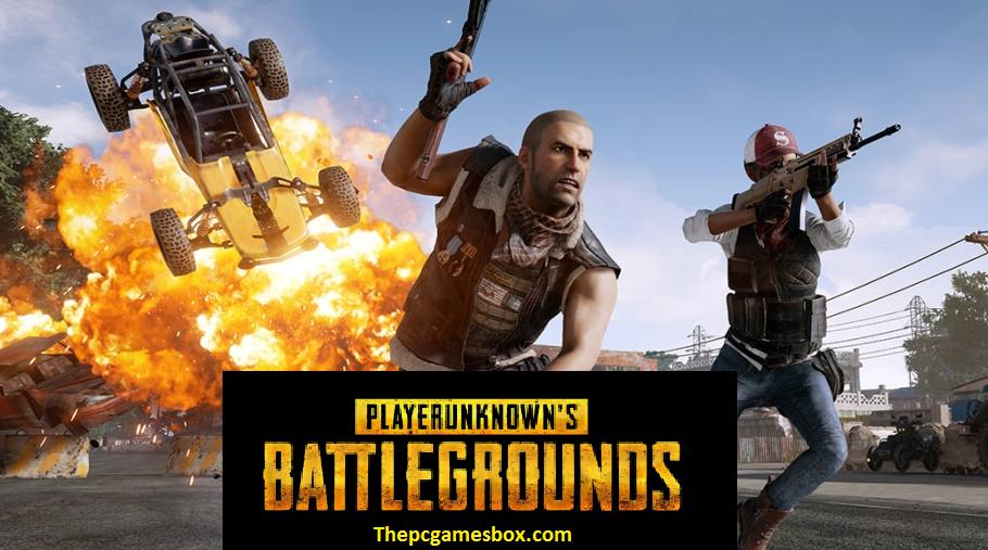 Player Unknown's Battlegrounds (PUBG) Free Download