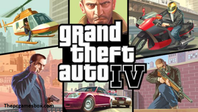 Grand Theft Auto 4 for PC