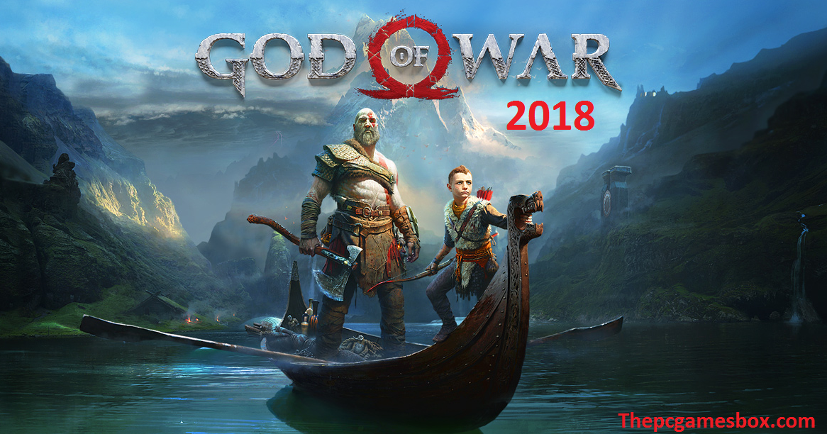God Of War 2018 Highly Compressed