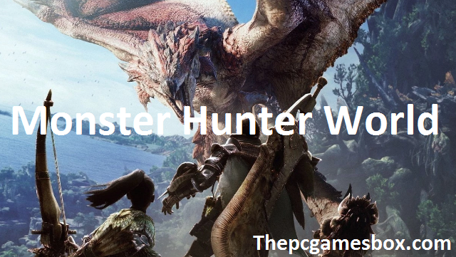 Monster Hunter World Complete Edition