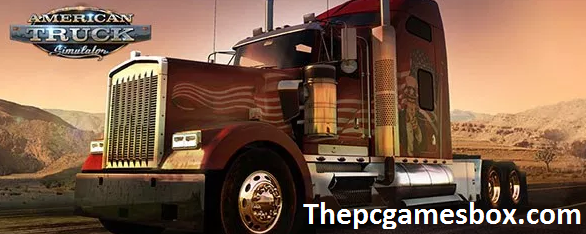 American Truck Simulator Highly Compressed Free