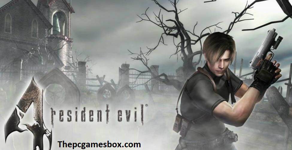 Resident Evil 4 Highly Compressed