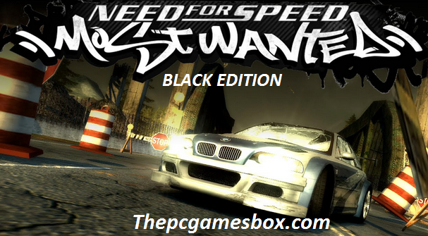 Need for Speed Most Wanted Black Edition For PC