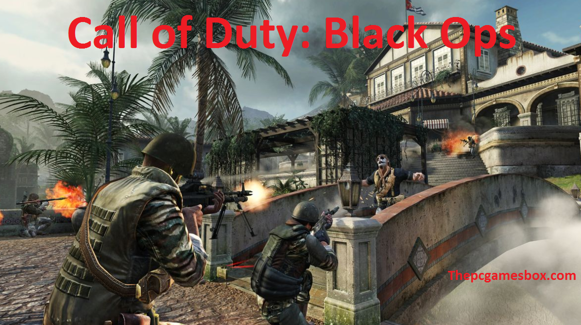 Call of Duty: Black Ops Free Download