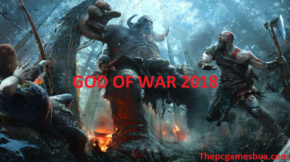 God Of War 2018 PC Game