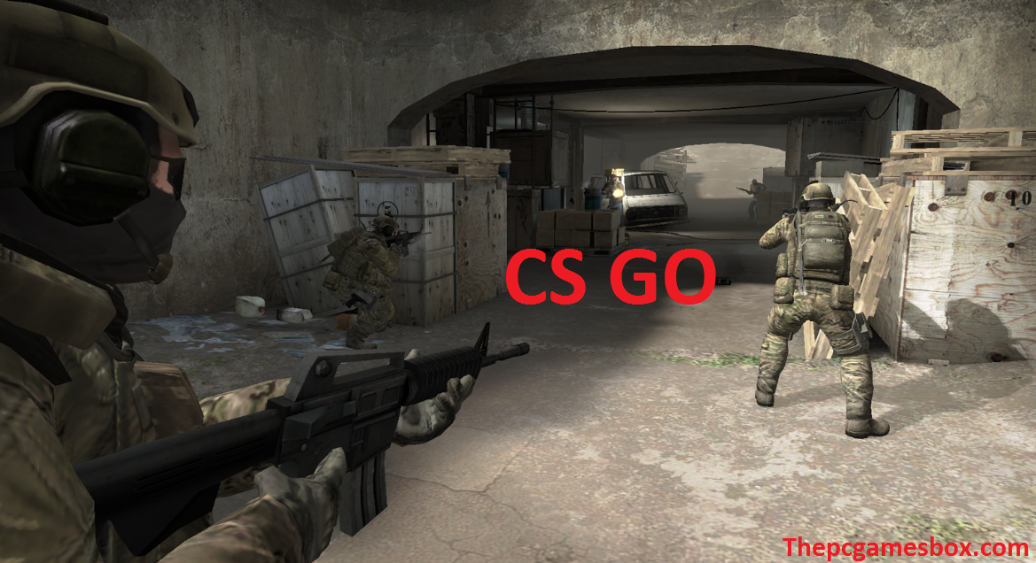 CS GO Highly Compressed