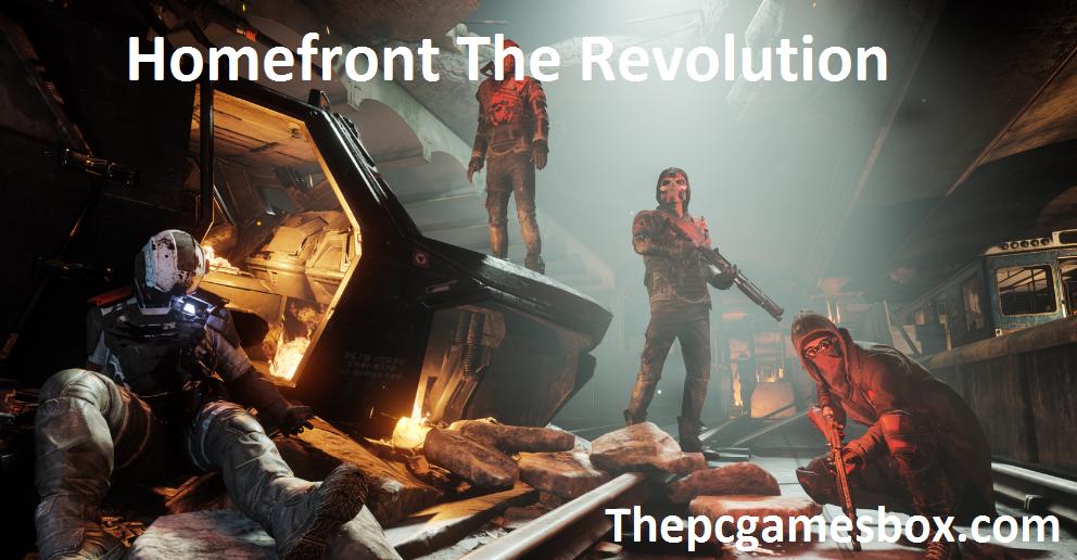 Homefront The Revolution Torrent