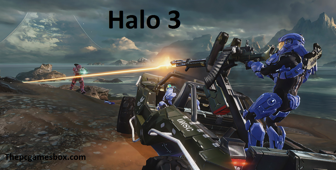 Halo 3 Highly Compressed
