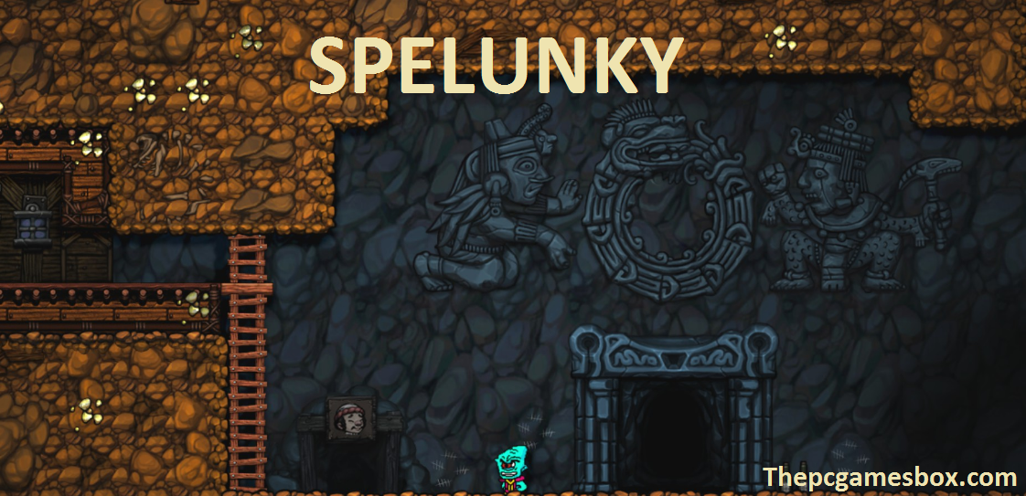 Spelunky Highly Compressed