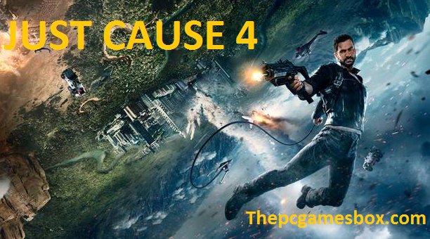 Just Cause 4 Highly Compressed