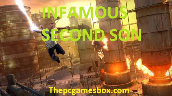 Infamous second son Free Download
