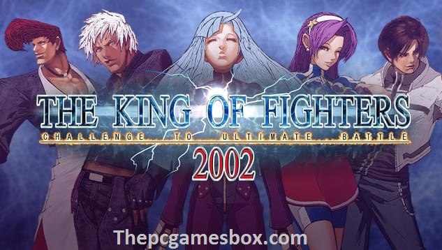 The King Of Fighters 2002 Highly Compressed