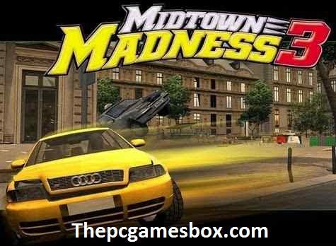 Midtown Madness 3 Free Download