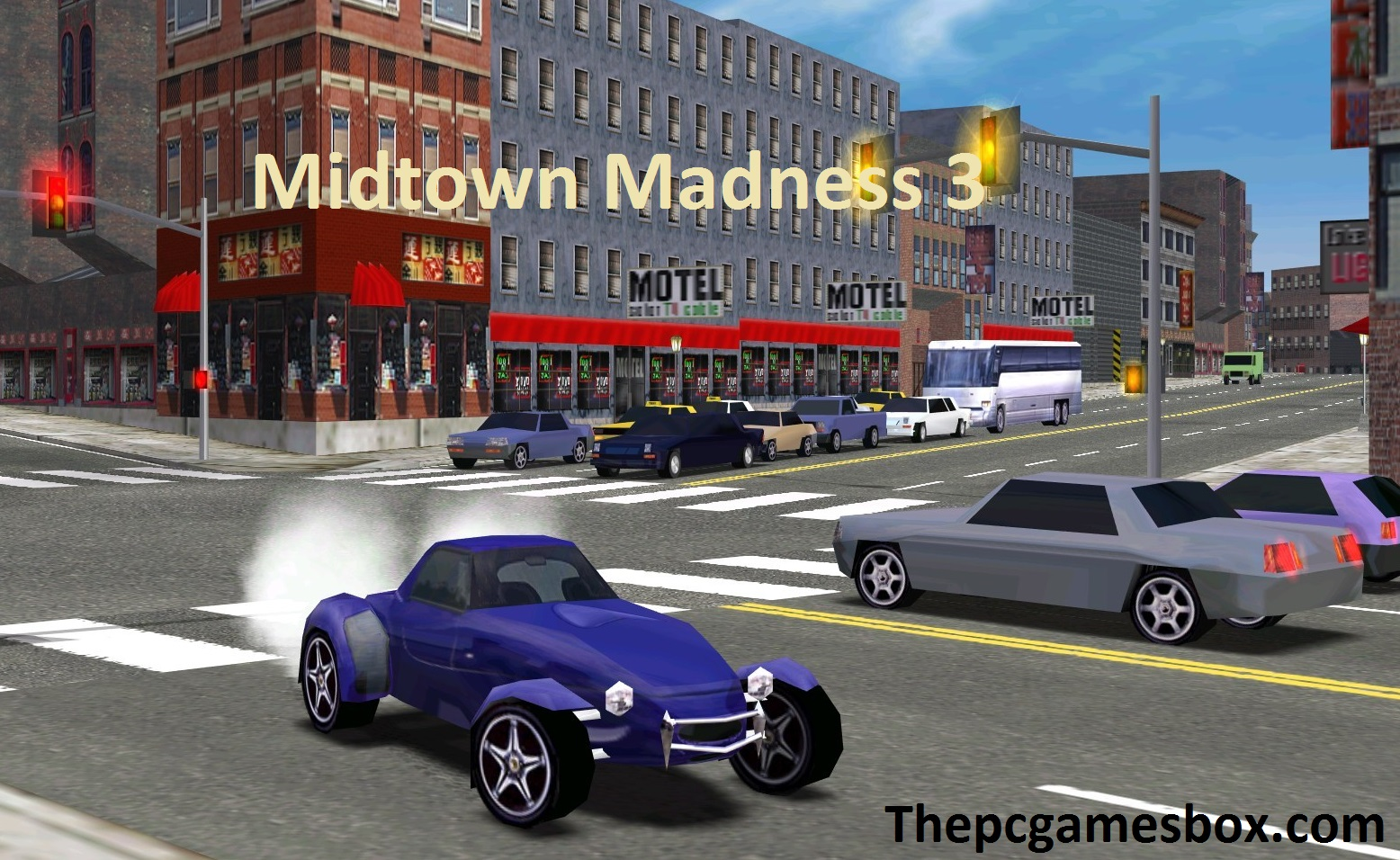 Midtown Madness 3 For PC