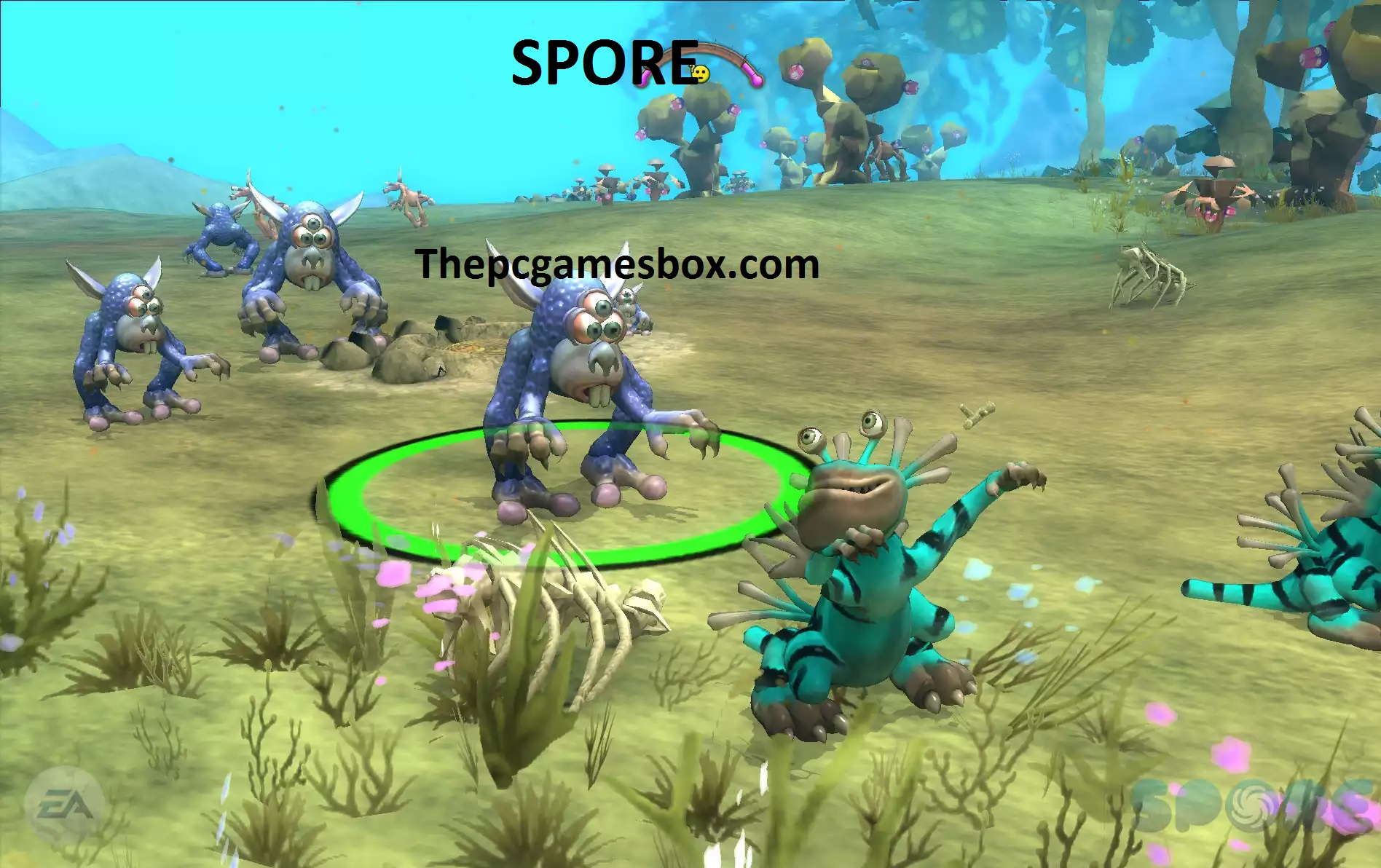 Spore For PC Free