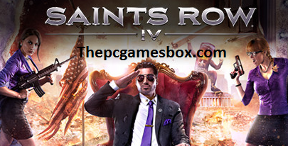 Saints Row 4 Highly Compressed