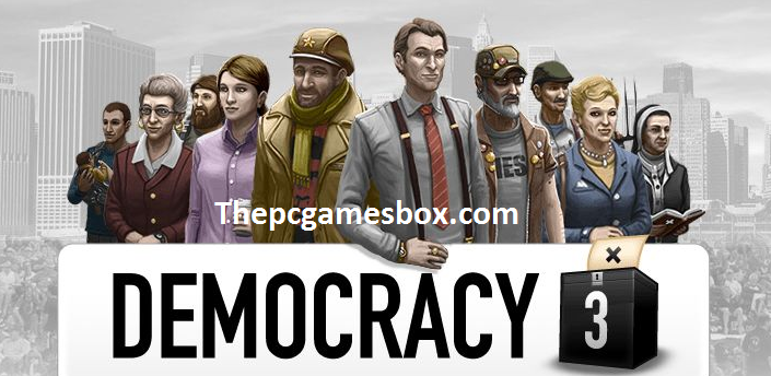 Democracy 3 PC Game