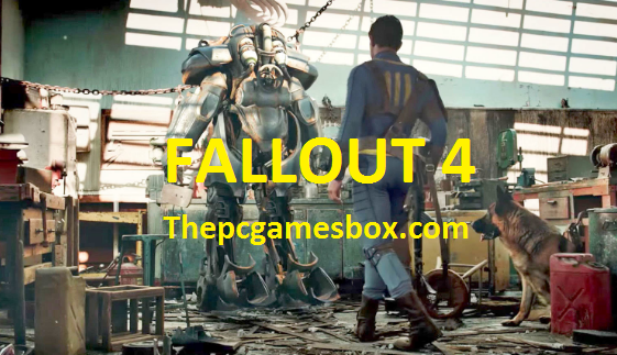 Fallout 4 Highly Compressed