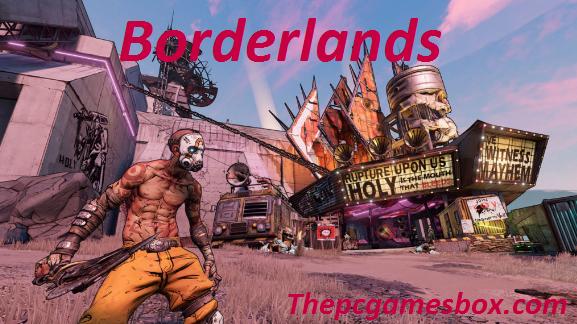 Borderlands PC Game