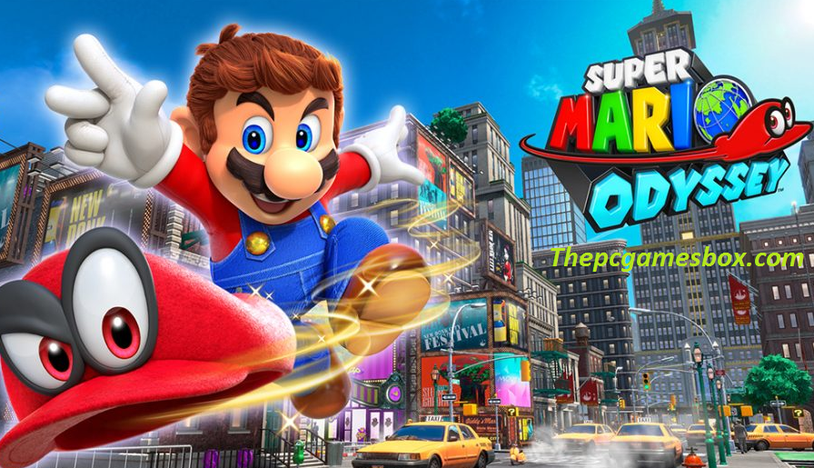 Super Mario Odyssey For PC