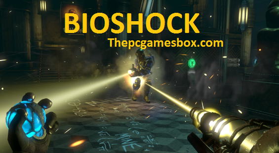 BioShock Highly Compressed