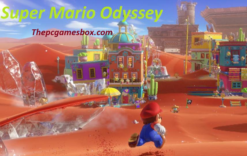 Super Mario Odyssey Free Download