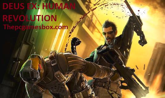 Deus Ex: Human Revolution Complete Edition
