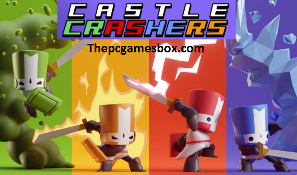 Castle Crashers Torrent