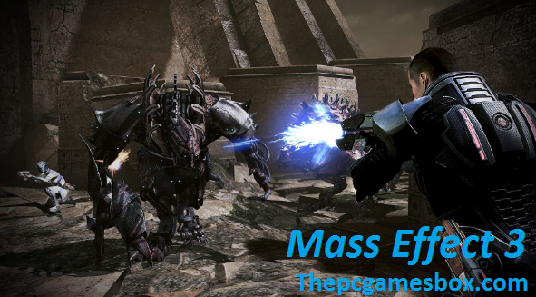 Mass Effect 3 Free Download