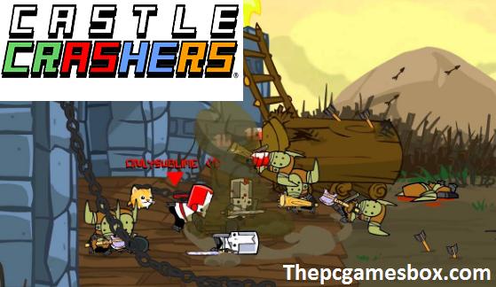 Castle Crashers PC Game
