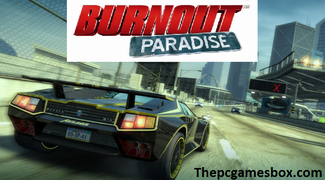 Burnout Paradise For PC