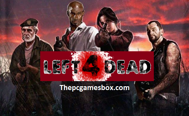 Left 4 Dead For PC