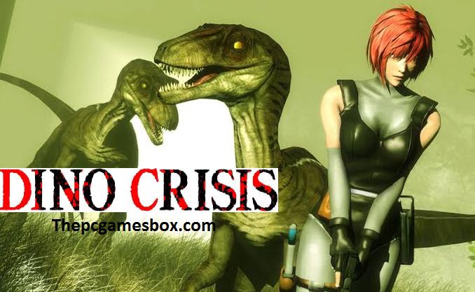 Dino Crisis For PC