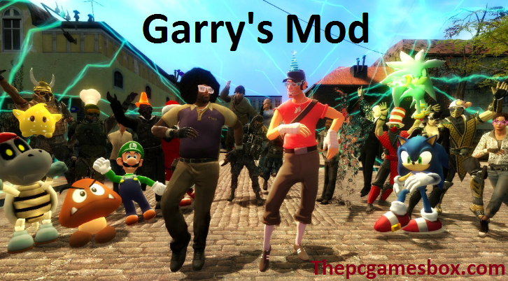 Garry's Mod Torrent