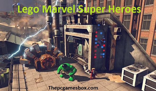 Lego Marvel Super Heroes Torrent