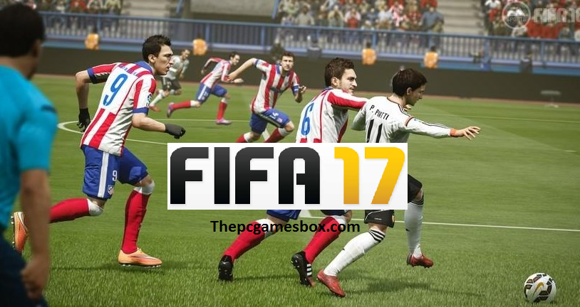 FIFA 17 Highly Compressed