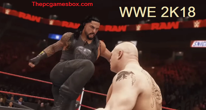 WWE 2K18 Download For PC