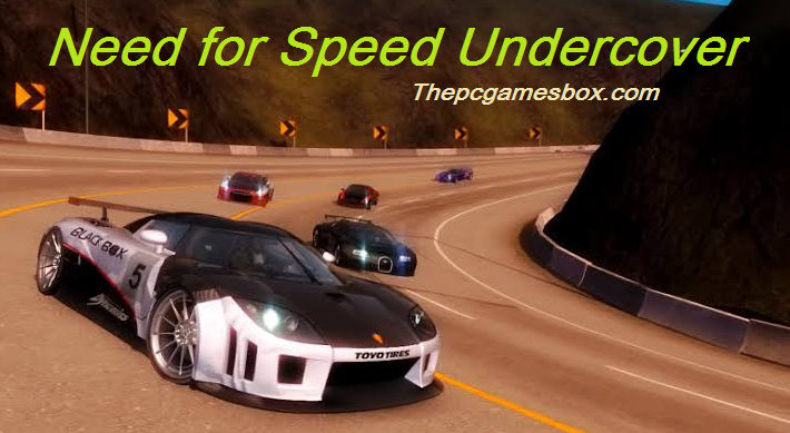 Need for Speed Undercover Highly Compressed